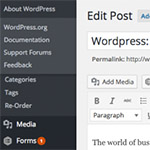 WordPress: Content Management System